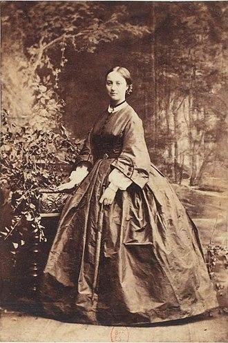 Princess Françoise of Orléans (1844–1925) - Image: Françoise of Orléans (1844–1925), Duchess of Chartress