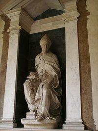 Francesco da Sangallo, monumento al Vescovo Paolo Giovio (1560) 1.JPG