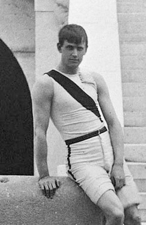 Francis Lane - Lane at the 1896 Olympics