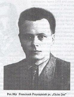 Franciszek Przysiężniak Polish soldier