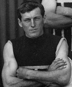 Frank Magor - Image: Frank Magor 1914