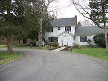 Property Record Chautauqua Institution  Peck Avenue