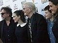 Frankenweenie premiere at the Fantastic Fest, Tim Burton, Winona Ryder, Martin Landau, Charlie Tahan 1.jpg