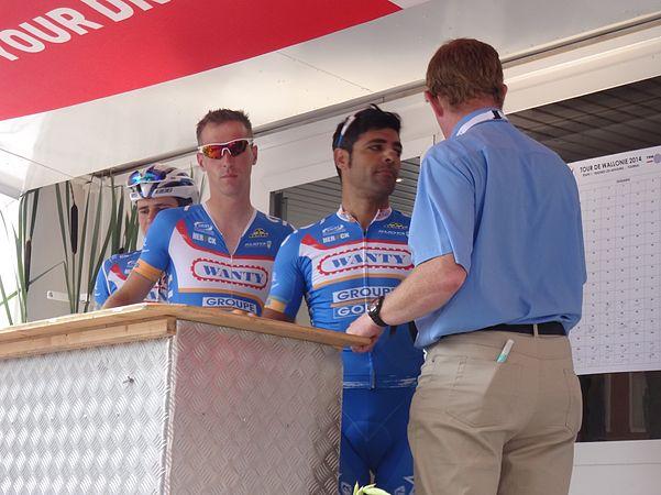 Frasnes-lez-Anvaing - Tour de Wallonie, étape 1, 26 juillet 2014, départ (B074).JPG