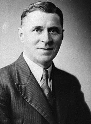 Fred Jones (politician) - Image: Fred Jones 1935