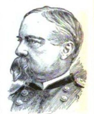 Frederick Townsend - General Frederick Townsend (1825-1897)