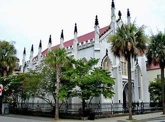 Edward Brickell White - Huguenot Church, Charleston, South Carolina