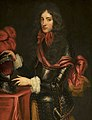 French School - Portrait of an Unknown Man in Armour (a member of the Churchill family^) - 932331 - National Trust.jpg