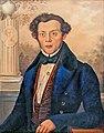 Friedrich Wilhelm Rocco, Porträt um 1850 von Friedrich August Fricke.jpg