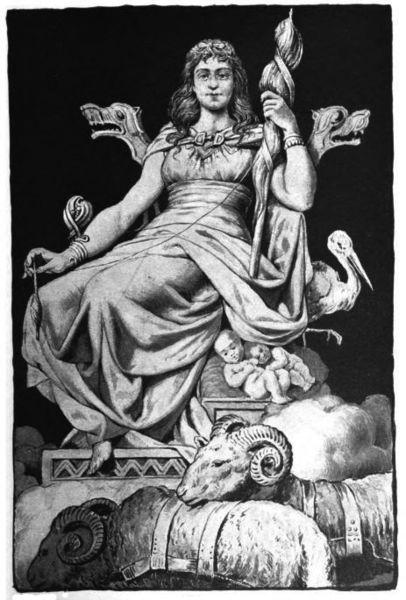 File:Frigga in Myths of Northern Lands by H A Guerber.jpg