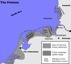 North Frisia - North Frisia is the northernmost part of the Frisian area of settlings.