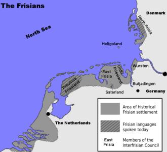 Frisia - Image: Frisians