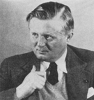 Fritz Busch German conductor