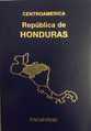Front Cover of Honduran Passport.png