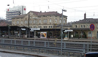 n rnberg hauptbahnhof wikivisually. Black Bedroom Furniture Sets. Home Design Ideas