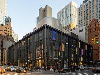 Fulton Center New York City Subway station in Manhattan, New York