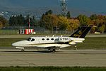 G-FBKG Cessna 510 Citation Mustang C510 - BKK (30738172502).jpg