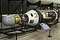 GAMBIT 1 KH-7 reconnaissance satellite at National Museum USAF (160615-F-IO108-003).jpg