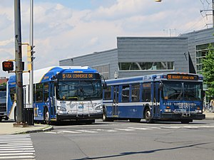 Greater Bridgeport Transit Authority - Image: GBT 4303 4708