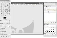 GIMP 2.6 Programm unter Windows XP grey.png