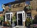 GOC Bengeo to Woodhall Park 001 The Millstream, Hertford (8097523177).jpg