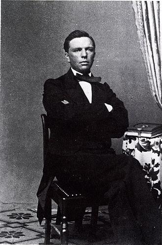 Georg Andreas Bull - Image: Gabull