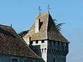 Gageac-et-Rouillac château Gageac tour ouest.jpg