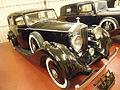 Galdames (Vizcaya)-Museo de coches antiguos-14-Rolls Royce 25-30 (1937).JPG