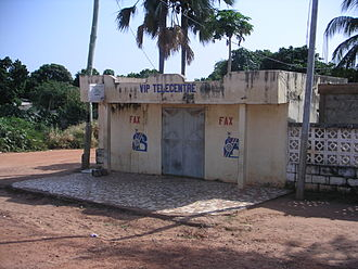 Information and communication technologies for development - A telecentre in Gambia