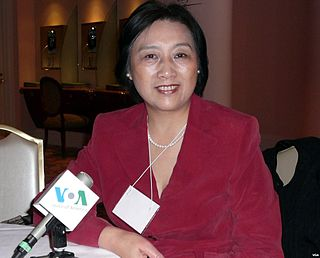 Gao Yu (journalist) Chinese dissident journalist
