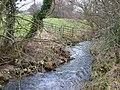 Garriston Beck, near Hunton - geograph.org.uk - 139375.jpg