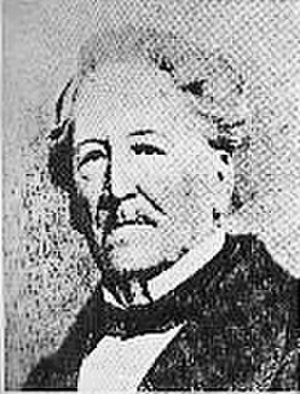 Revolution of 1848 in Luxembourg - Théodore de la Fontaine, governor of Luxembourg until 1848, then the first prime minister