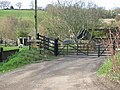 Gateway to Shelvin Farm - geograph.org.uk - 366100.jpg