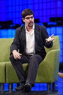 Gavin Andresen at 2014 Web Summit.jpg