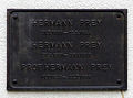 Gedenktafel Manetstr 54 (Ahohs) Hermann Prey.jpg