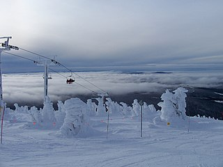 Big White Ski Resort ski resort in British Columbia, Canada