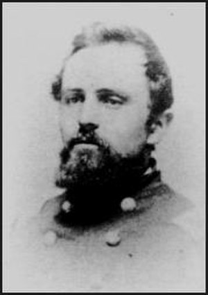 George Henry Cram - Col. George H. Cram, ca. 1863