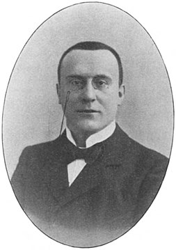 George Charles Verenet - Onze Tooneelspelers (1899)