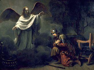 Gerbrand van den Eeckhout - Image: Gerbrand van den Eeckhout Vision of Cornelius the Centurion Walters 372492