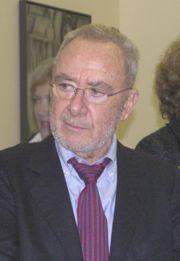 Gerhard Richter à Düsseldorf, 2005