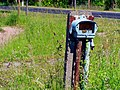 Germany - Former Border between East and West - Some Device - Netz der GT..zum Melden beim KGsi.jpg