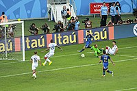 Germany and Argentina face off in the final of the World Cup 2014 -2014-07-13 (9).jpg