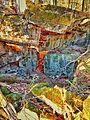 Gesprengter Bunker im Beckinger Wald 14.jpg