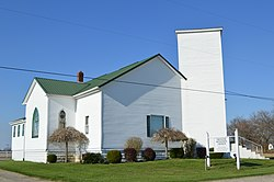 Ebenezer Mennonite Church at Gettysburg