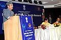 Ghulam Nabi Azad addressing at the inauguration of the 4th Regional Meeting of South Asian Forum of Health Research, organised by the Indian Council of Medical Research.jpg