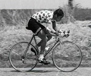 Giancarlo Bellini - Bellini at the 1976 Tour de France