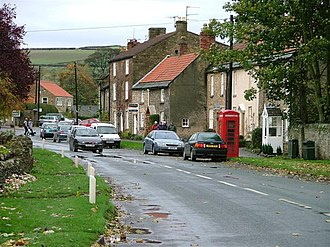 Gilling West - Image: Gilling West