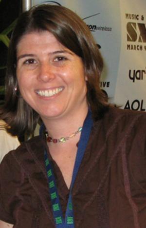 Gina Trapani - Trapani at SXSWi, 2007