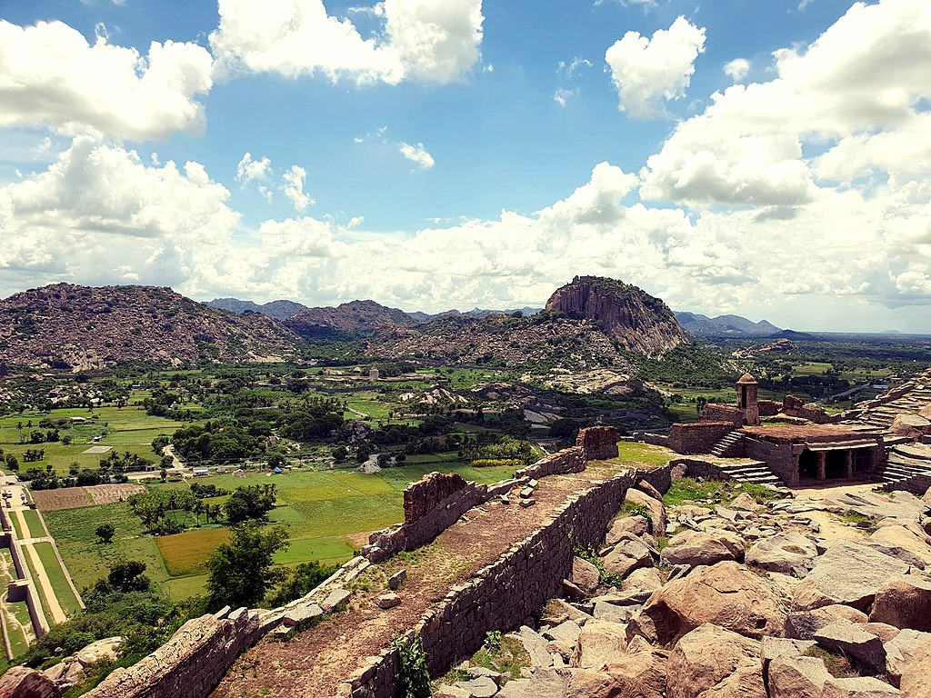 Gingee Fort forts in India