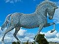 Ginger the Horse - geograph.org.uk - 2503077.jpg